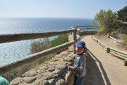 Mirador del acantilado de la Breña