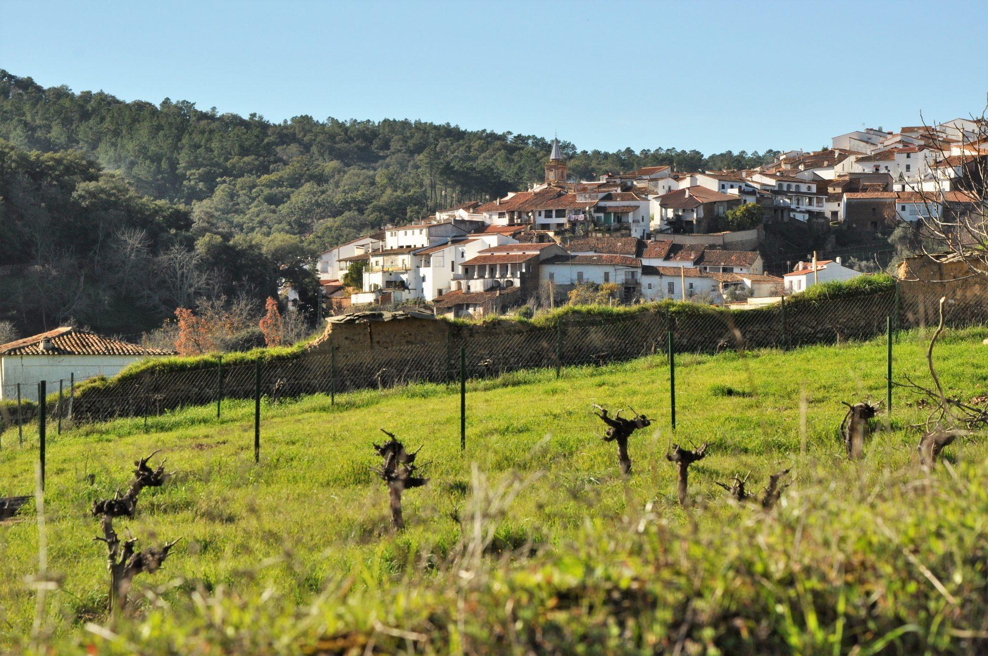 Valdelarco Sierra de Aracena